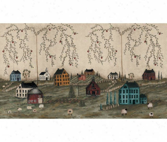 Primitive Scenery Xl Wallpaper Mural
