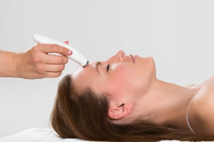 microdermabrasion machine at home
