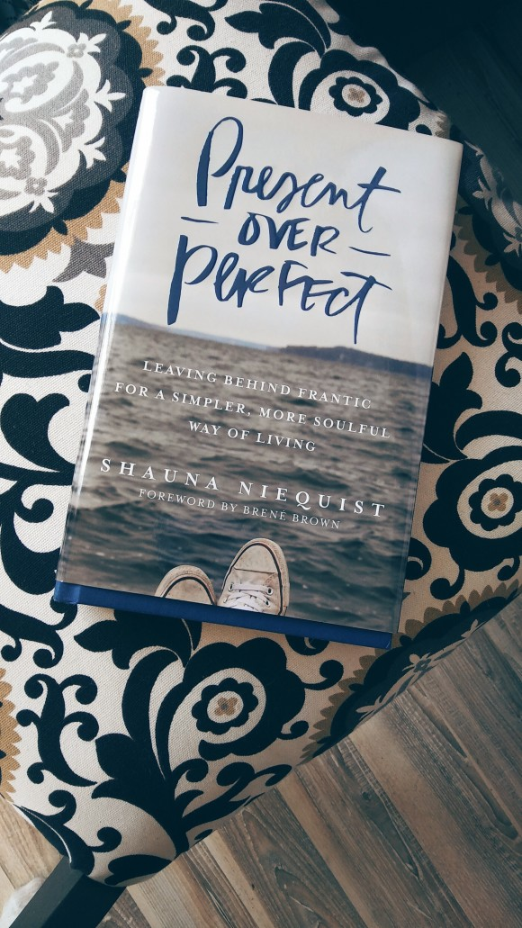 Present Over Perfect    The Year of Read   Cara Thompson 20170512 142819