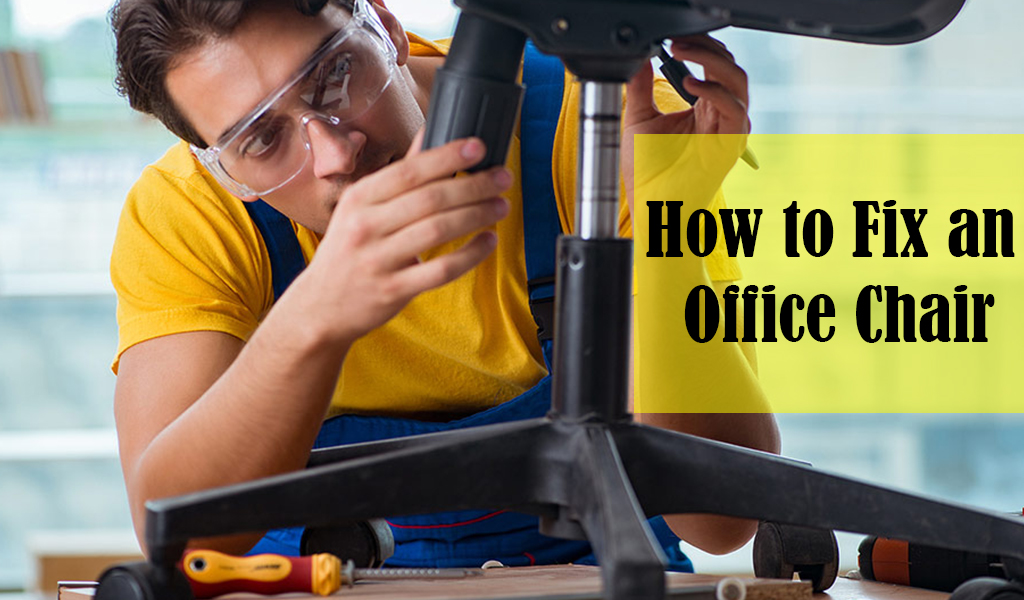 How to Fix an Office Chair