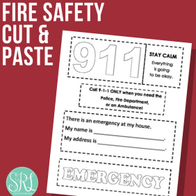 FUN Fire Safety Lessons for Kids! – The Homeschool Resource Room