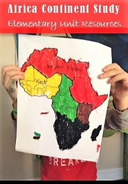 Africa Activities for Kids! Ideas and resources for your Africa Unit Study!