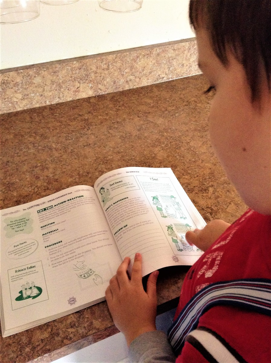 Child led learning in your homeschool.