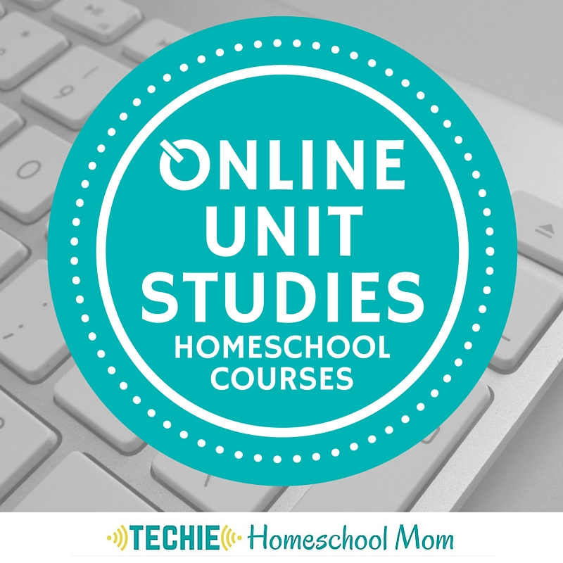 Online Unit Studies, Download 5 Free Lessons