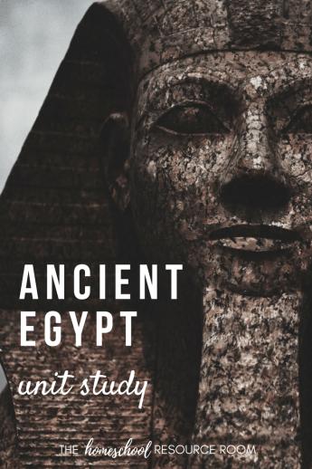 Ancient egypt unit study