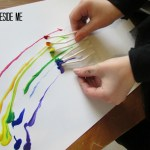 St Patricks Day Craft - Rainbow
