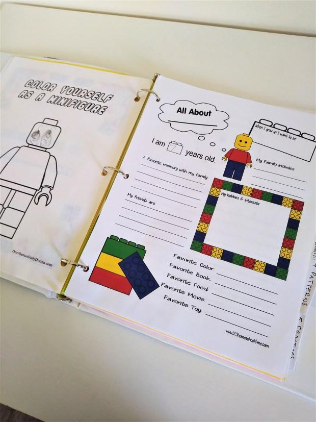 Homeschool Workbook
