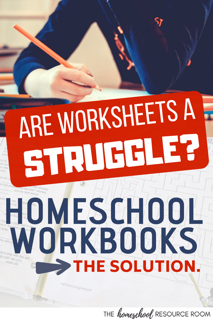 Do you have a child who just HATES worksheets? Create your own fun and interactive homeschool workbooks that your child will love! Easy and FREE!