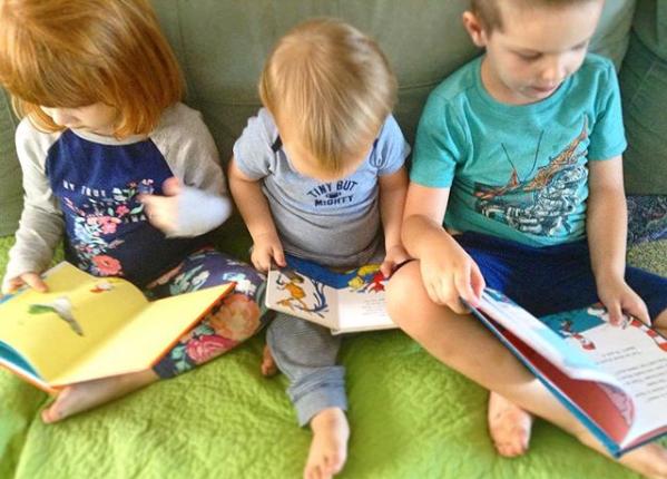 The Homeschool Resource Room_Rotating Libarary