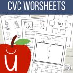 Short u worksheets