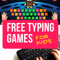 FREE Typing Games for Kids: KidzType Review!