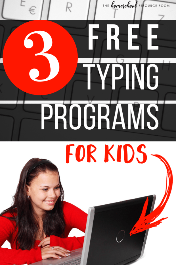 Typing Lessons for Kids - 3 FREE resources for learning to type. Typing games, typing lessons online, free typing programs.