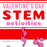 10 Valentine's Day Science Experiments & STEM Activities!
