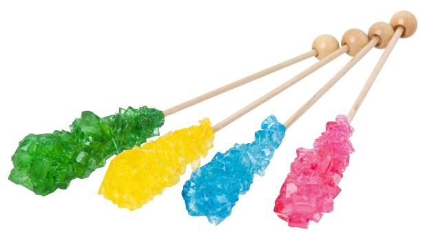 Edible STEM Experiments: Rock Candy