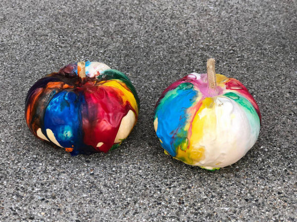 Pumpkin Crafts for Kids 14