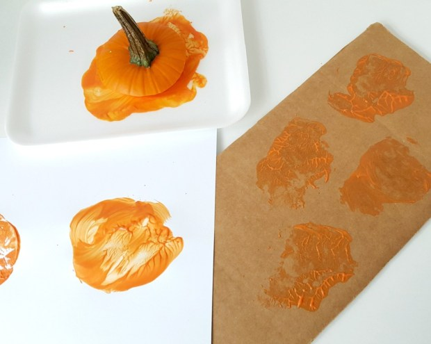 Pumpkin Crafts for Kids 7
