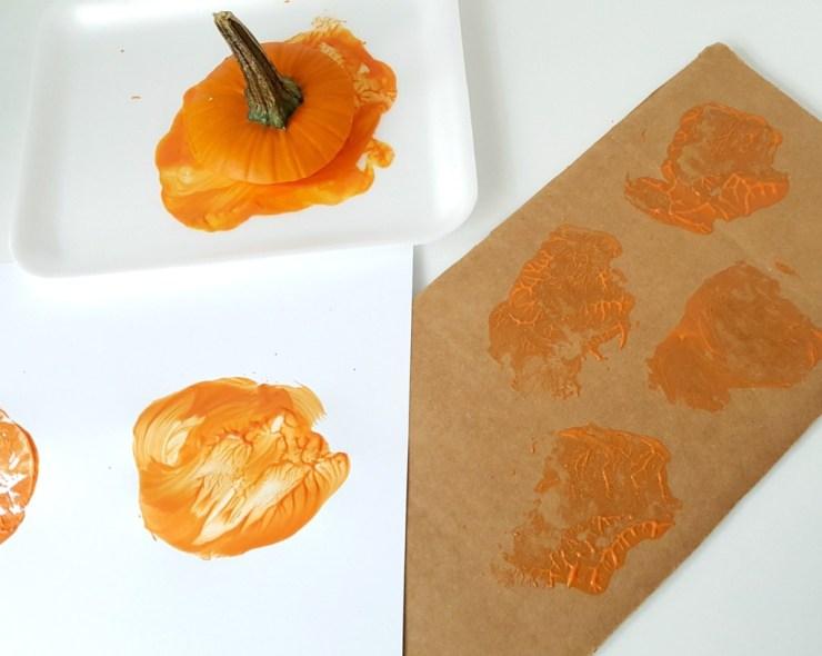 Pumpkin Crafts for Kids 7