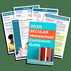 Secular Homeschool Curriculum Guide