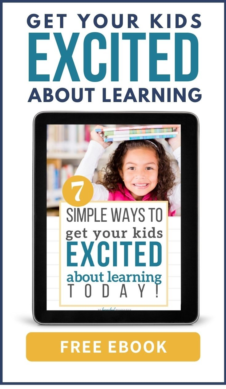 Get your kids excited about learning!