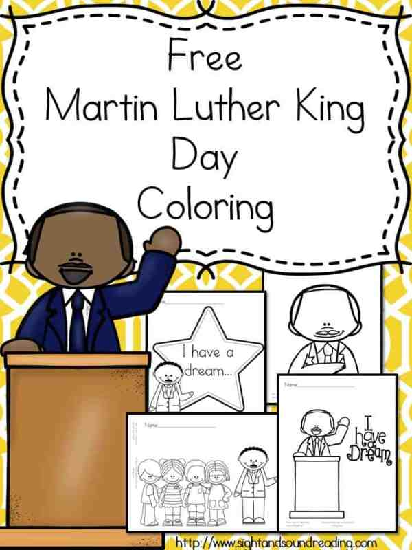 martin luther king coloring pages free # 13