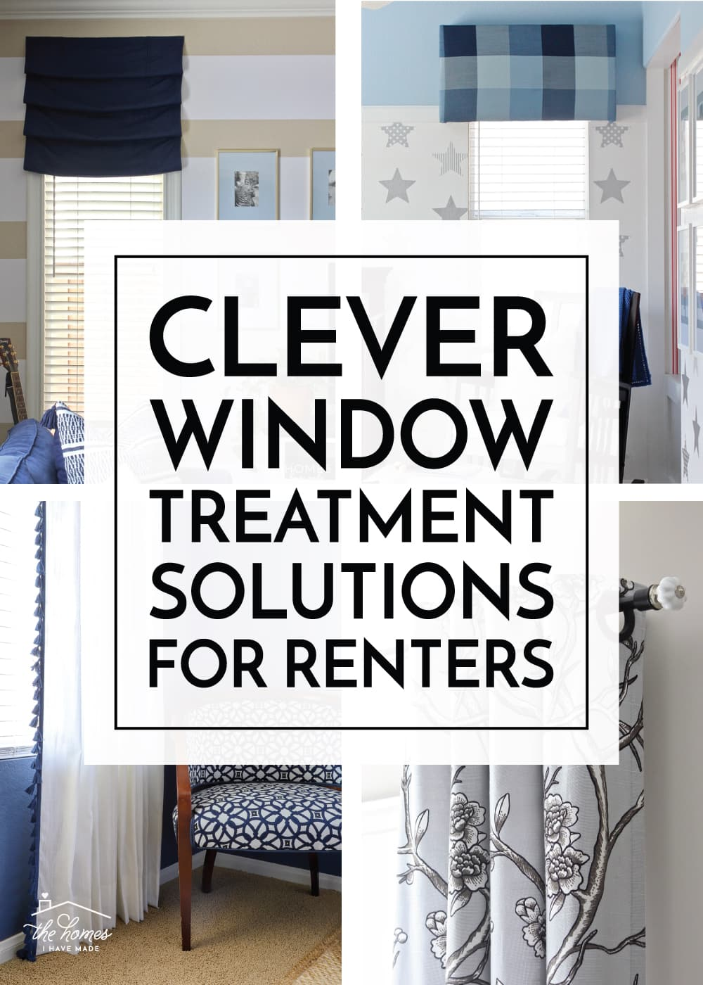 8 clever window treatment solutions for