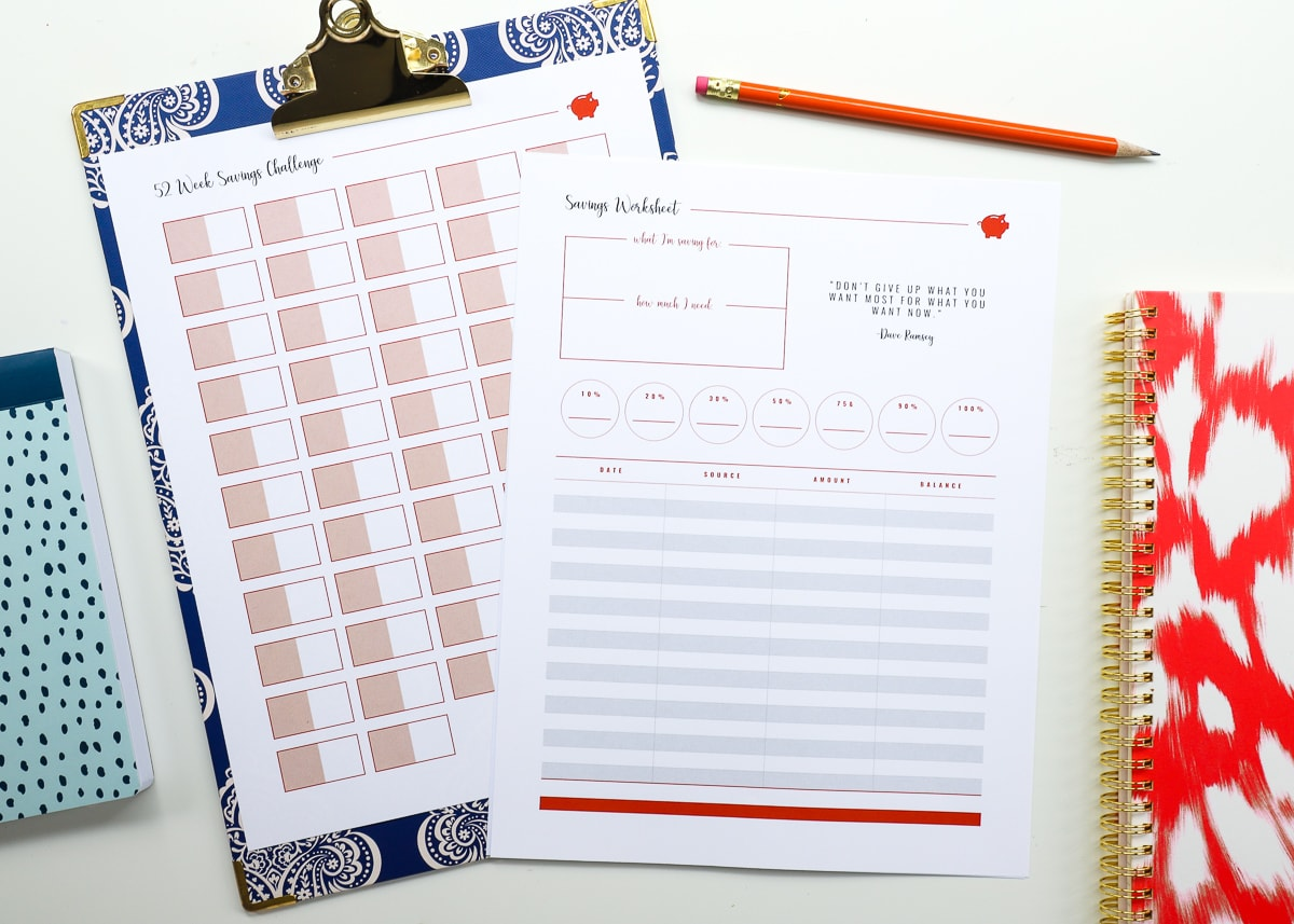 New To The Organization Toolbox Printable Budget Binder