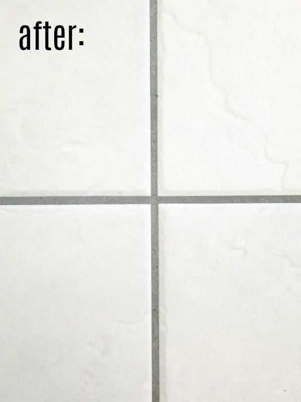 how to deep clean grout with rejuvenate