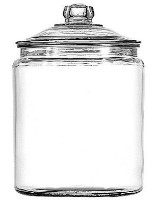 Kombucha Glass Jar