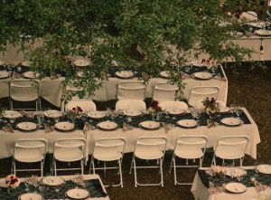 Banquet tables