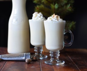 The Homemade Eggnog That Saved Christmas