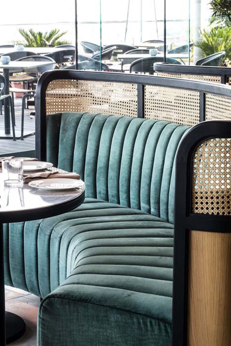 Restaurant Design Banquette Seating The Home Studio