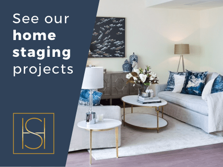 see home staging projects