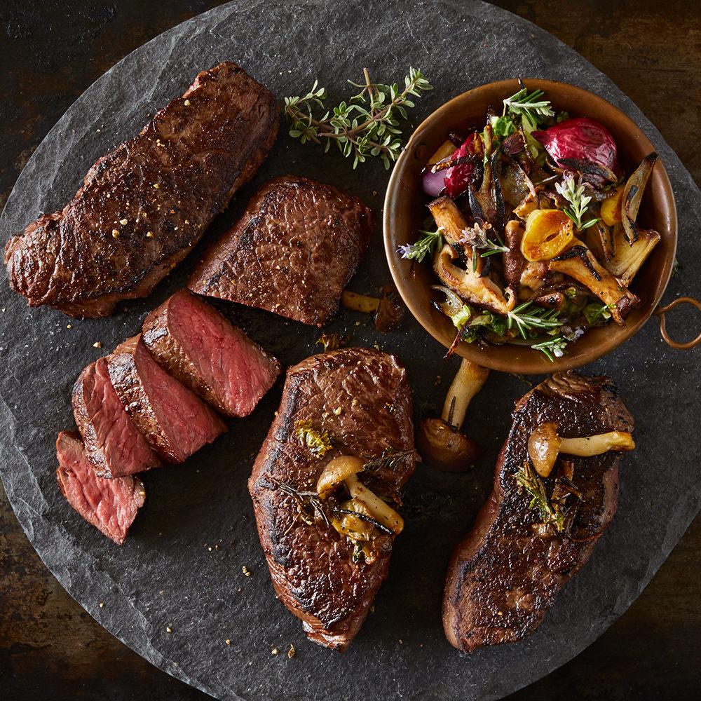 elk new york steak
