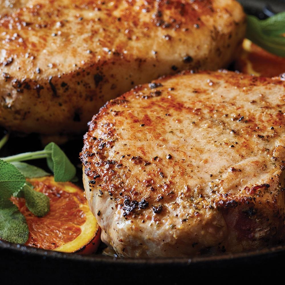pastured pork chops