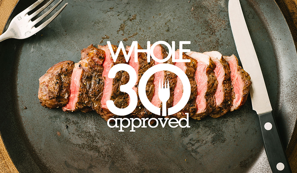 whole30 approved bison