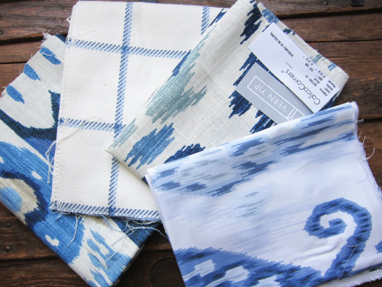 Large Fabric Samples
