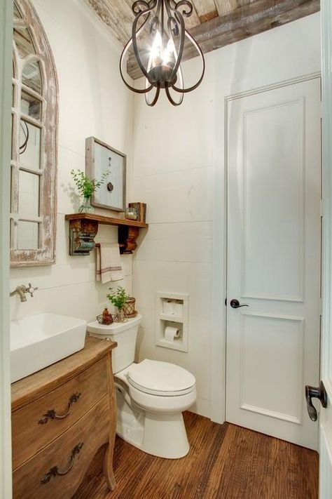 13 Small Bathrooms with Big Impact - The Honeycomb Home