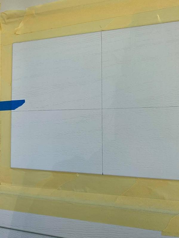 Garage Doors: Simple Makeover With Big Impact - The ... on Garage Door Paint Ideas  id=16686