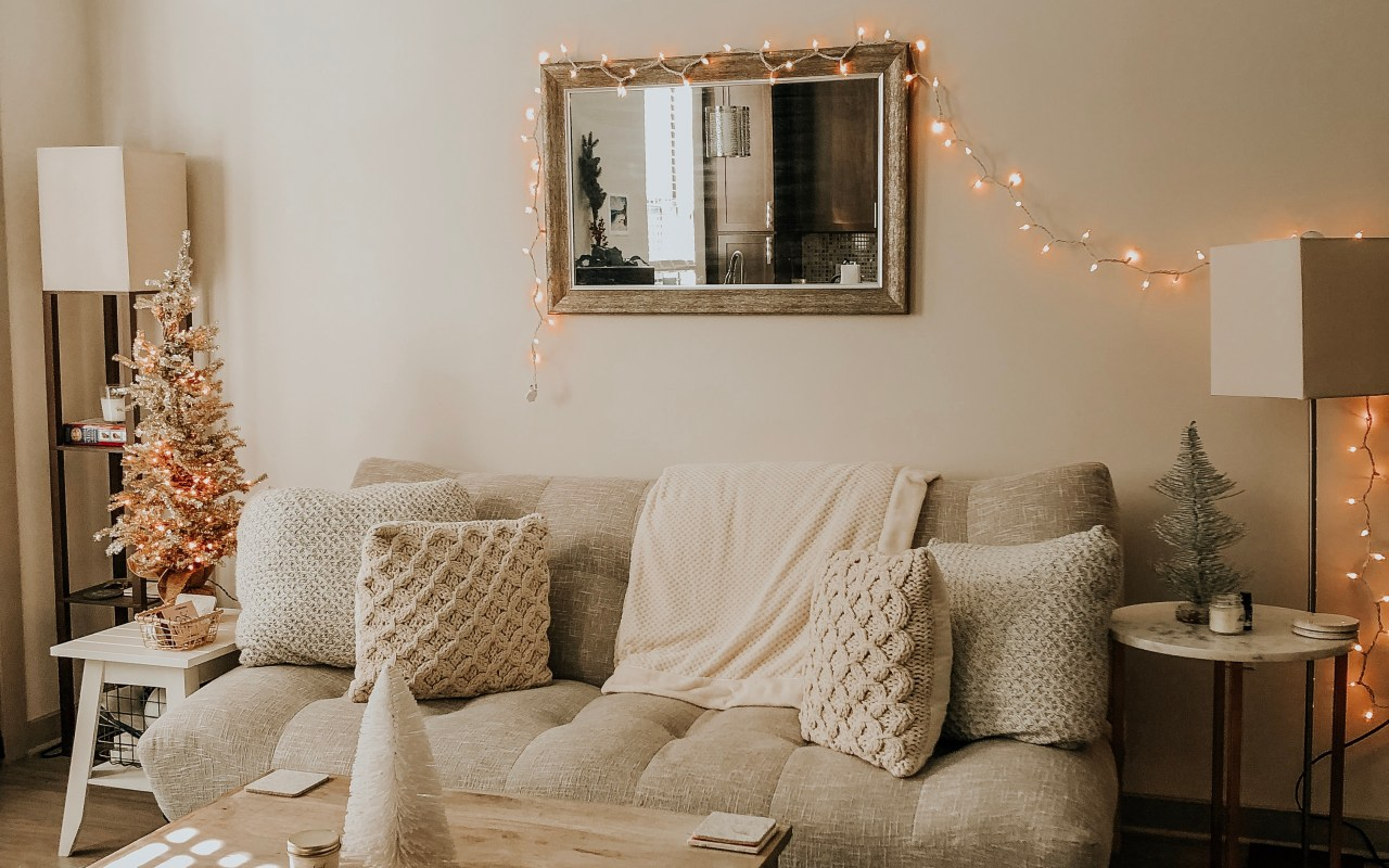Holiday Decorating in a Small Space