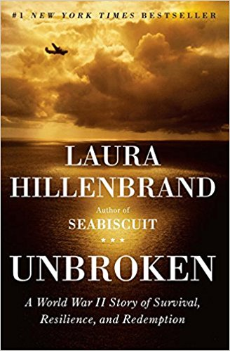 Unbroken - 5 Inspirational Books To Read This Summer at the Honey Scoop