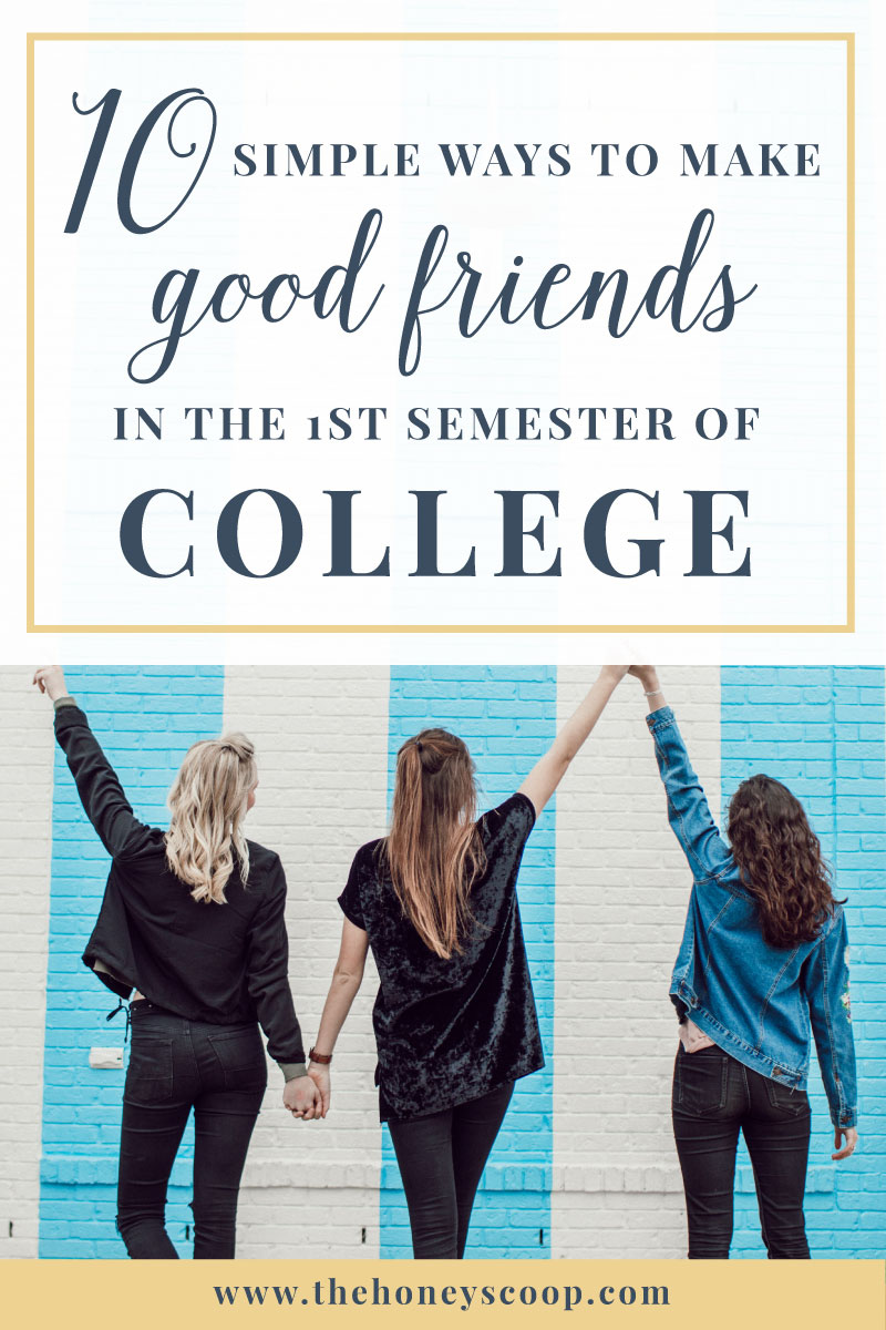 finding friends after college