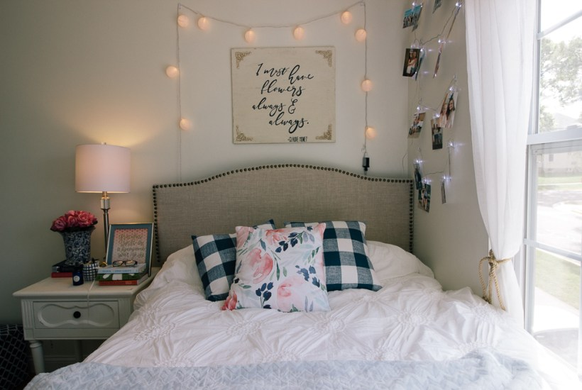Everything You Need In Your Own College Room at the Honey Scoop - college bedroom ideas, college bedroom, college bedding, college bedroom apartment, college bedroom ideas apartment, college bedroom decor, college bedroom organization