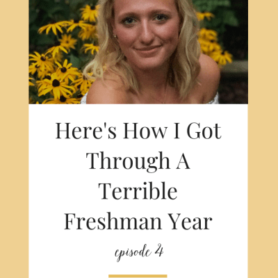 Here's How I Got Through A Terrible Freshman Year at the Honey Scoop