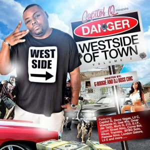 "Capitol Q Releases ""Westside Of Town: Volume 2"", Talks about his song ""Bert Case"""
