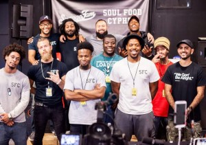 A3C partners with Savage Fam Productions and Soul Food Cypher to break Guinness World Record