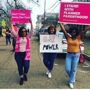 The Women's March on Mississippi