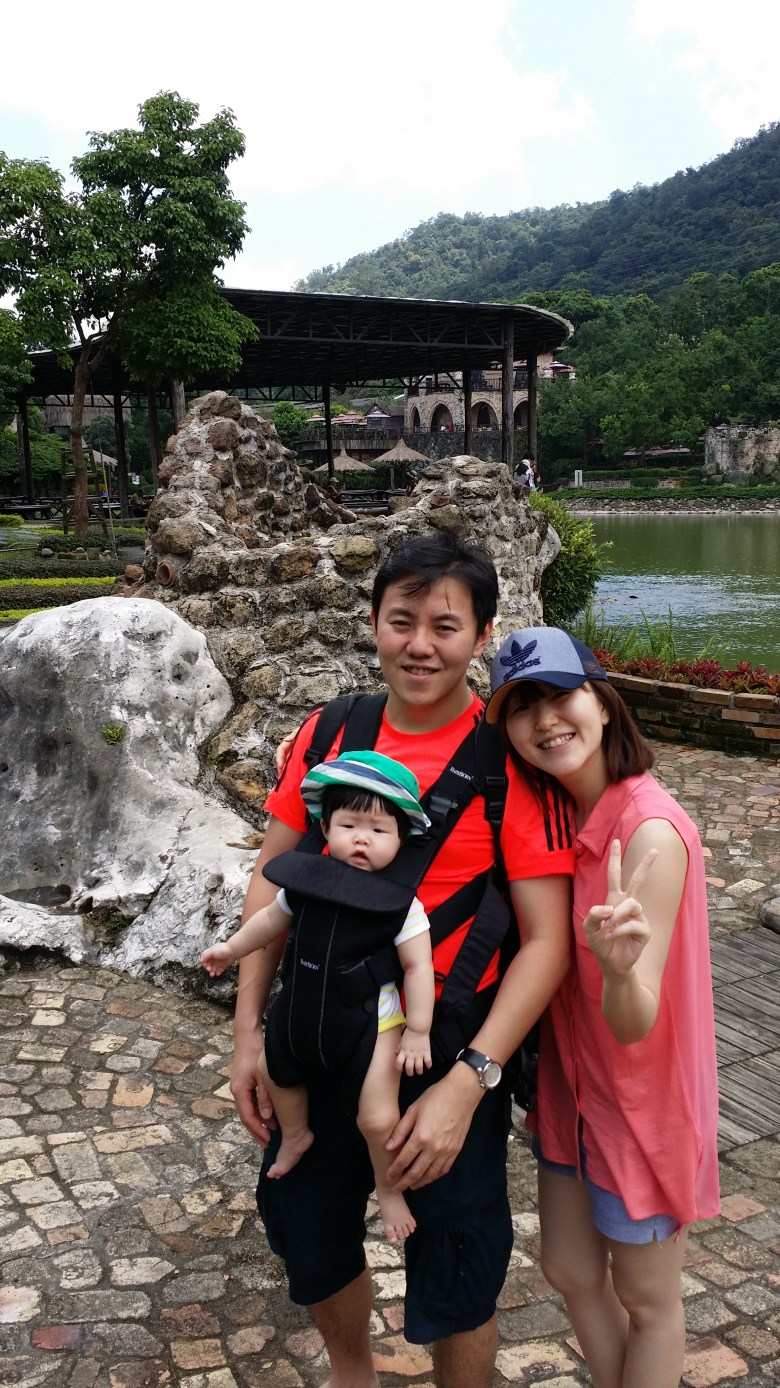 our first holiday to taiwan with baby singapore mum blogger