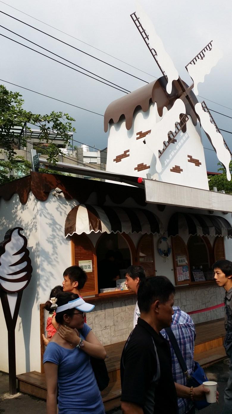 Feeling 18 deg Café (18度巧克力工房) ice cream