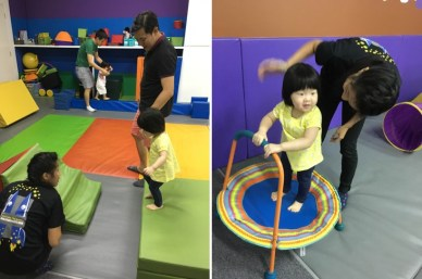 Sparkanauts children enrichment class Singapore