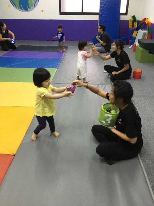 kids enrichment class singapore Sparkanauts class review